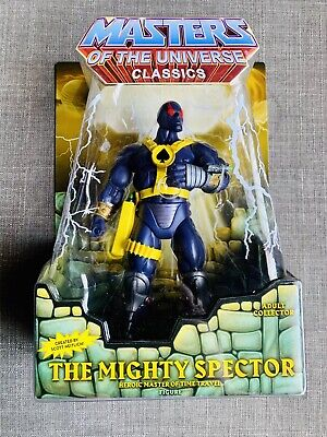 $50 • Buy MOTU Classics Masters Of The Universe THE MIGHTY SPECTOR Action Figure He-Man