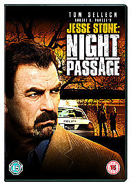 Jesse Stone Night Passage (dvd, 2005) Tom Selleck • 5£