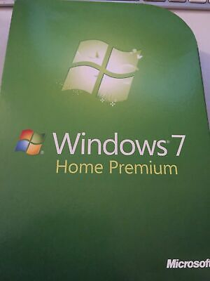 Windows 7 Home Premium DVD 32/64 Bit Original Retail  • 35£