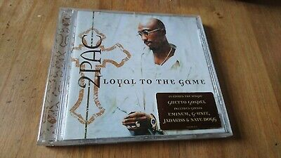 2pac - Loyal To The Game - Cd Album - 2004 - Interscope  • 2.75£