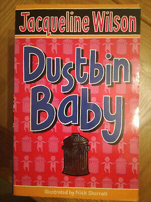 £1.29 • Buy Dustbin Baby Jacqueline Wilson Paperback Book. Very Good Cond. UK Postage