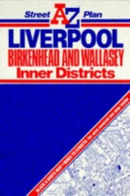 £7.49 • Buy Liverpool, Birkenhead And Wallasey ... By Geographers' A-Z Map Sheet Map, Folded