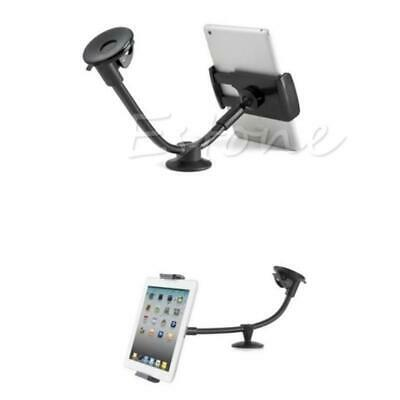 Hot! Car Windshield Mount Holder Cradle Stand For 9-10 Inch Tablet PC GPS Ipad • 7.95£