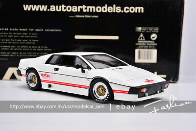 $ CDN436.08 • Buy AUTOart 1:18 LOTUS Esprit Turbo White