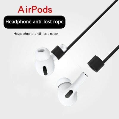 $ CDN4.48 • Buy Sports Holder Strap Hanger Connector Silicone Anti-Lost Rope For AirPods Pro 2 1