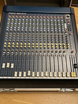 Allen & Heath MixWizard WZ3 16:2 - Used, Fully Working Includes Flight Case • 400£