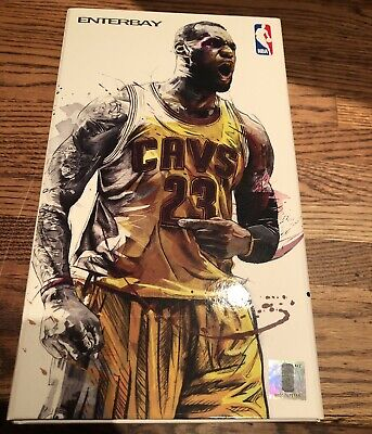 $199.99 • Buy LeBron James Enterbay NBA 1/9 Action Figure Cleveland Cavaliers Lakers NEW RARE