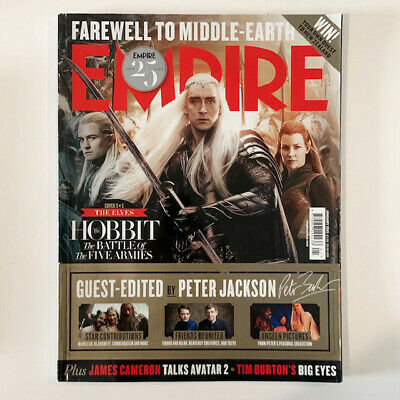 Empire Issue 307 - The Hobbit The Battle Of The Five Armies • 10£