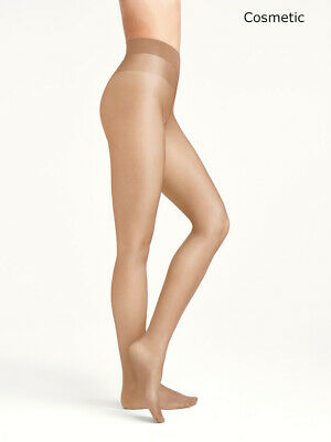 Wolford Satin Touch 20 Comfort Tights, Shiny Pantyhose With Deep Waistband • 17.46£