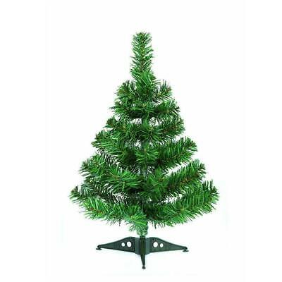 Table Top Christmas Tree Indoor Use Home Office School XMAS Mini Decoration Gift • 7.99£