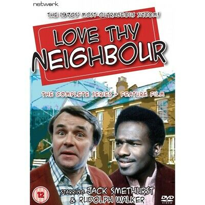 AU45.45 • Buy Love Thy Neighbour The Complete Series (DVD)