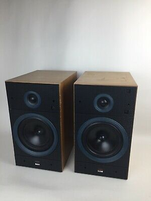 $ CDN502.61 • Buy Bowers & Wilkins (B&W) Matrix 1 Bookshelf Speakers Set Audiophile Please Read