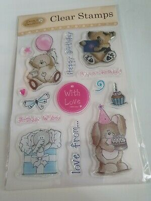 Daisy And Dandelion  Clear Stamps - Happy Birthday  • 4.99£