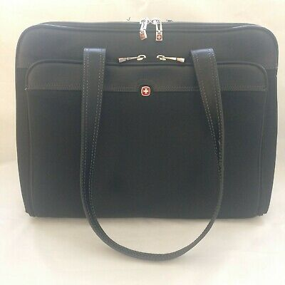Wenger Swiss Work Business Travel Laptop Document Bag Handbag  • 55£