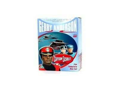 Captain Scarlet And The Mysterons (Supermarionation Collection) - DVD  6MLN The • 22.99£