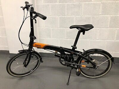 View Details Tern Link D8 Folding Bike - 8 Gear - Hardly Used, Excellent Condition, Serviced • 361.00£