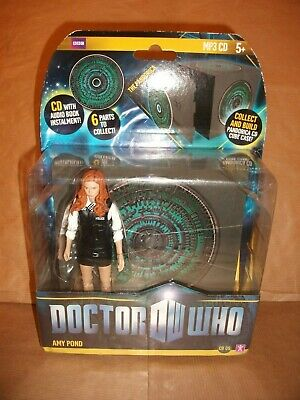 Dr Who 5  Action Figure ,amy Pond, Police Uniform, New Unopened • 10.99£