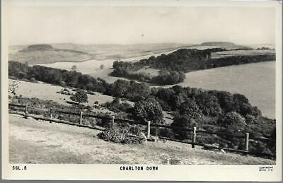 Charlton, W Sussex - Charlton Down - Frith RP Postcard, Chichester Pmk 1963 • 4.99£