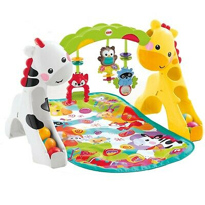 £8.50 • Buy Fisher Price Newborn To Toddler Baby Play Gym Activity  Play Mat PARTS AND SPARE
