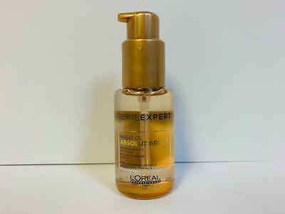 Loreal Professional Serie Expert Absolut Repair Gold Nourishing Serum - 1.7 Oz • 16.99£