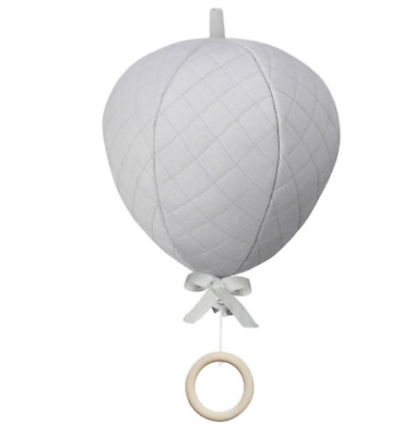 £19.99 • Buy Cam Cam CamCam Grey Balloon Music Mobile Nursery Baby Cot Musical Kids Childrens