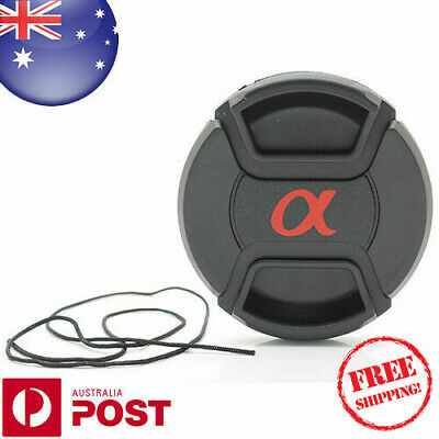 AU7.89 • Buy Sony LENS CAP - 72mm Camera Snap-on Len Cap Cover With Cord - Auspost - Z494