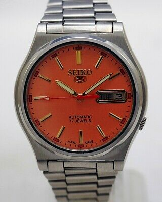 $ CDN37.64 • Buy Seiko 5 Automatic Cal.7009 Men's Japan Refurbished Used Old Vintage Watch 511910