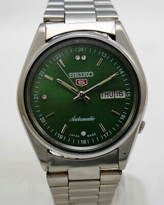 $ CDN37.64 • Buy Seiko 5 Automatic Cal.6309 Men's Japan Refurbished Used Old Vintage Watch 511911