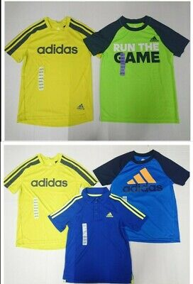 AU30.54 • Buy New With Tag Adidas Kids Boys Youth Size S(8/10) Clothes Lot
