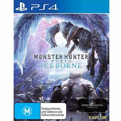 AU68 • Buy Monster Hunter World: Iceborne Preowned - PlayStation 4 - PREOWNED