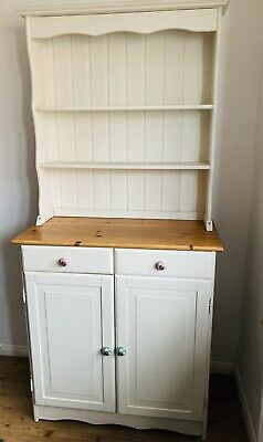 Welsh Dresser Painted In Annie Sloan With Decorative Knobs • 50£