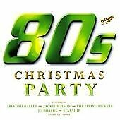 80's Christmas Party Cd - Mel & Kim Bowie Jona Lewie Musical Youth Jo Boxers • 4.99£