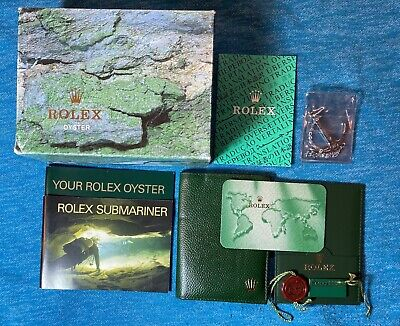 $ CDN1537.09 • Buy Rolex Box And Booklet Set For 16600 Sea Dweller From 2002