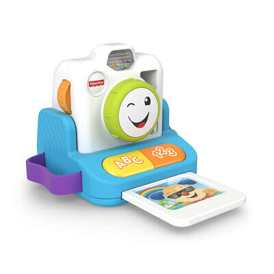 Fisher-Price Laugh & Learn Click & Learn Instant Camera • 15£