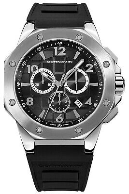Watch Man Downtown Sport CO2012-2001R Rubber Black - • 537.51£