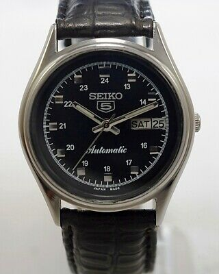 $ CDN35 • Buy Seiko 5 Automatic Cal.6309 Men's Japan Refurbished Used Old Vintage Watch 522006
