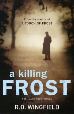 A Killing Frost, R.D. Wingfield, Used; Very Good Book • 3.32£