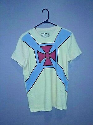 $2.49 • Buy Underoos - Masters Of The Universe T Shirt  Size L  Preowned