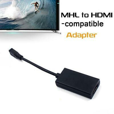 $ CDN4.29 • Buy 1 Universal Micro Usb To Hdmi Cable 1080 P Hd Tv Adapter Phones For Android C1W2