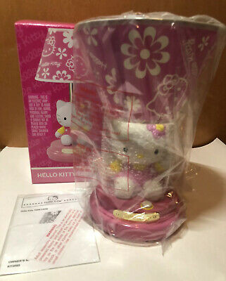 £116.38 • Buy Hello Kitty Table Lamp 2007 New In Box!