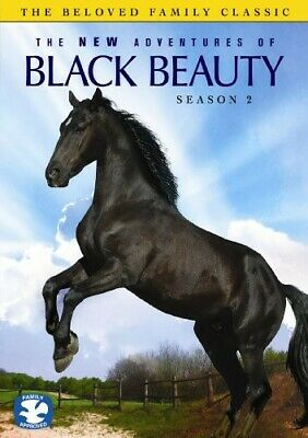 New Adventures Of Black Beauty: Season 2 DVD Incredible Value And Free Shipping! • 39.99£