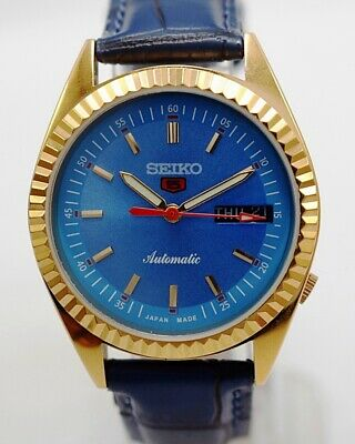 $ CDN36.32 • Buy Seiko 5 Automatic Men's Japan Movement Refurbished Used Old Vintage Watch 472205