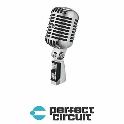 £128.94 • Buy Shure 55SH Series II Dynamic Vocal MICROPHONE - NEW - PERFECT CIRCUIT