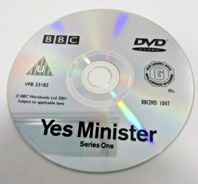 Yes Minister - Series 1 (DVD, 2001) • 1.35£