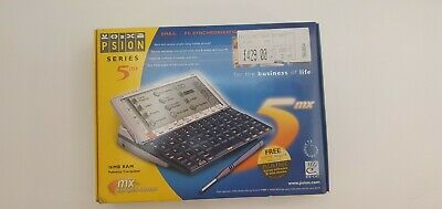 Psion Series 5MX Palmtop Computer PDA Brand New In Box. Rare Collectors Item! • 700£