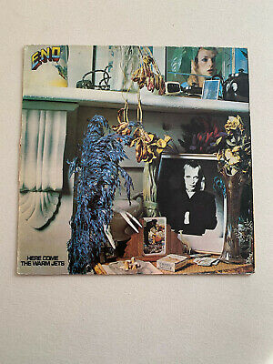 Brian Eno - Here Come The Warm Jets LP • 16.31£