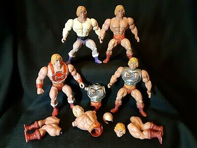 $8.50 • Buy MOTU Vintage Masters Of The Universe LOT OF Heman Dont Miss Out!!