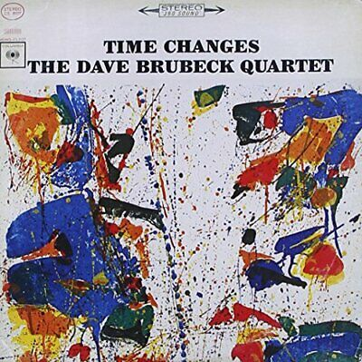 DAVE BRUBECK QUARTET - Time Changes - DAVE BRUBECK QUARTET CD 5KVG The Cheap The • 4.48£