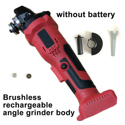 Set Angle Grinder Kit Repair Power Tool Polisher Brushless Impact Useful • 36.98£