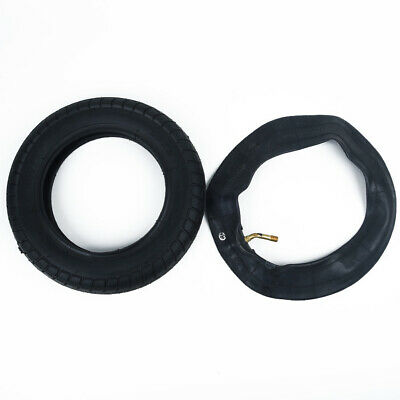 AU25.59 • Buy New Electric Scooter 10 Black Tire Wheel Outer Tyre Inner Tube For Xiaomi M365